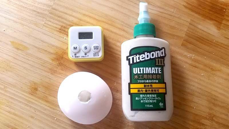 食器に使える接着剤 タイトボンド応用4例