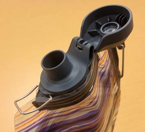 折りたたみ水筒のおすすめ機能とは