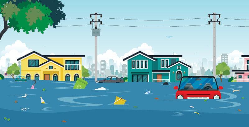 洪水ハザードマップ 探し方・見方と役立て方