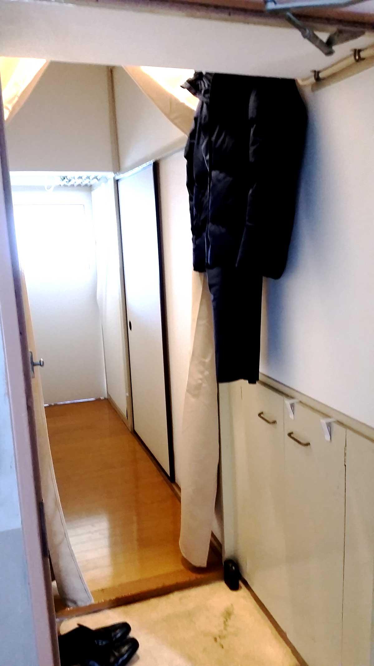オゾン脱臭機を玄関に置いて除菌室を実現しよう