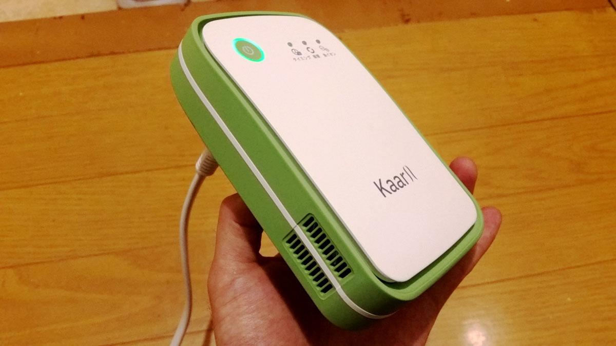 オゾン脱臭機による ウイルス対策除菌室のDIY方法