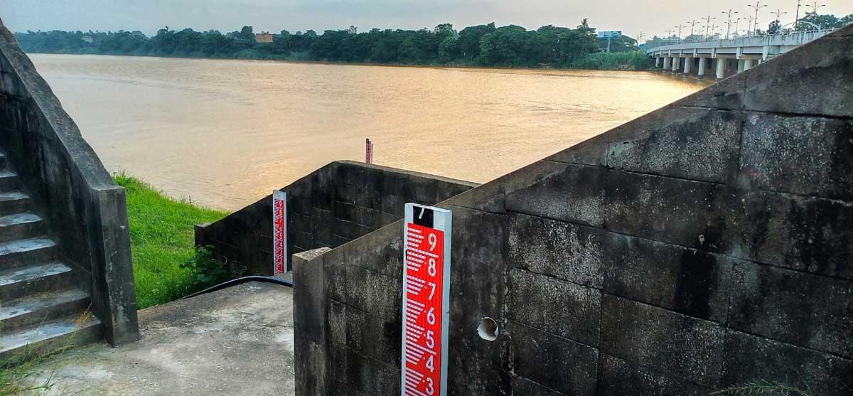 洪水 自宅に水が来るまで/引くまでの時間の調べ方と活用法