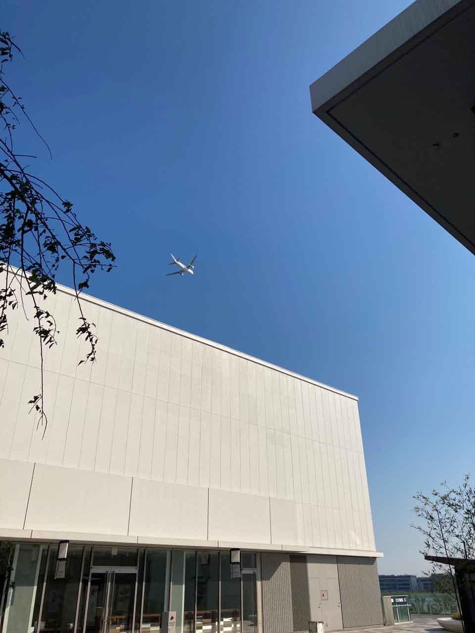 羽田エアポートガーデンと相性の良いスポット