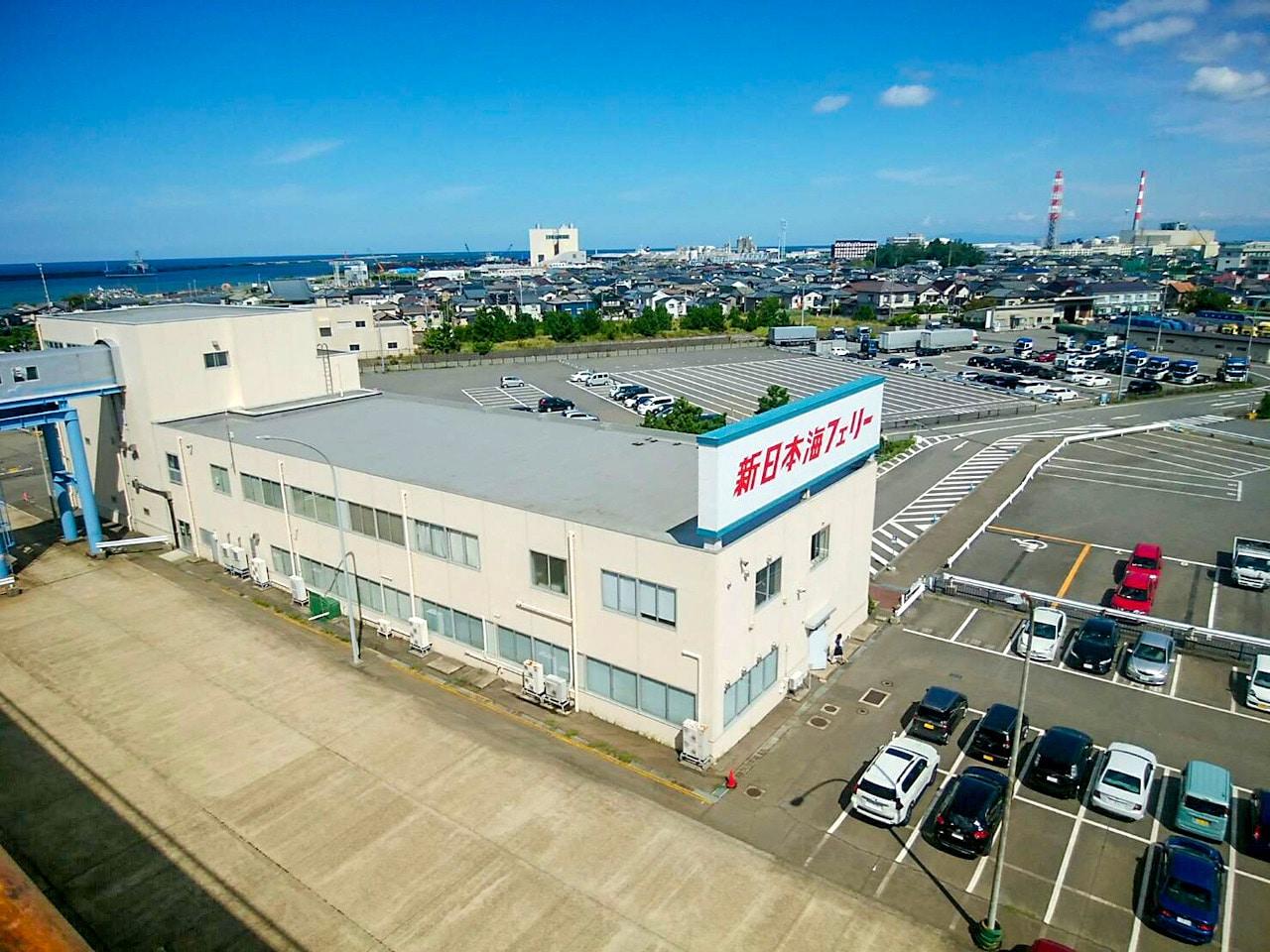 新日本海フェリー1泊Goto適用の旅