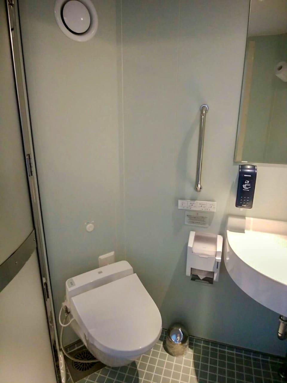 トイレの配置構成