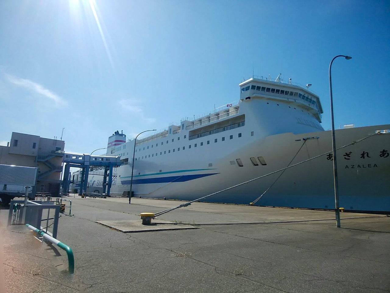 GoTo適用長距離フェリー 今行けるミニクルーズ旅行体験記