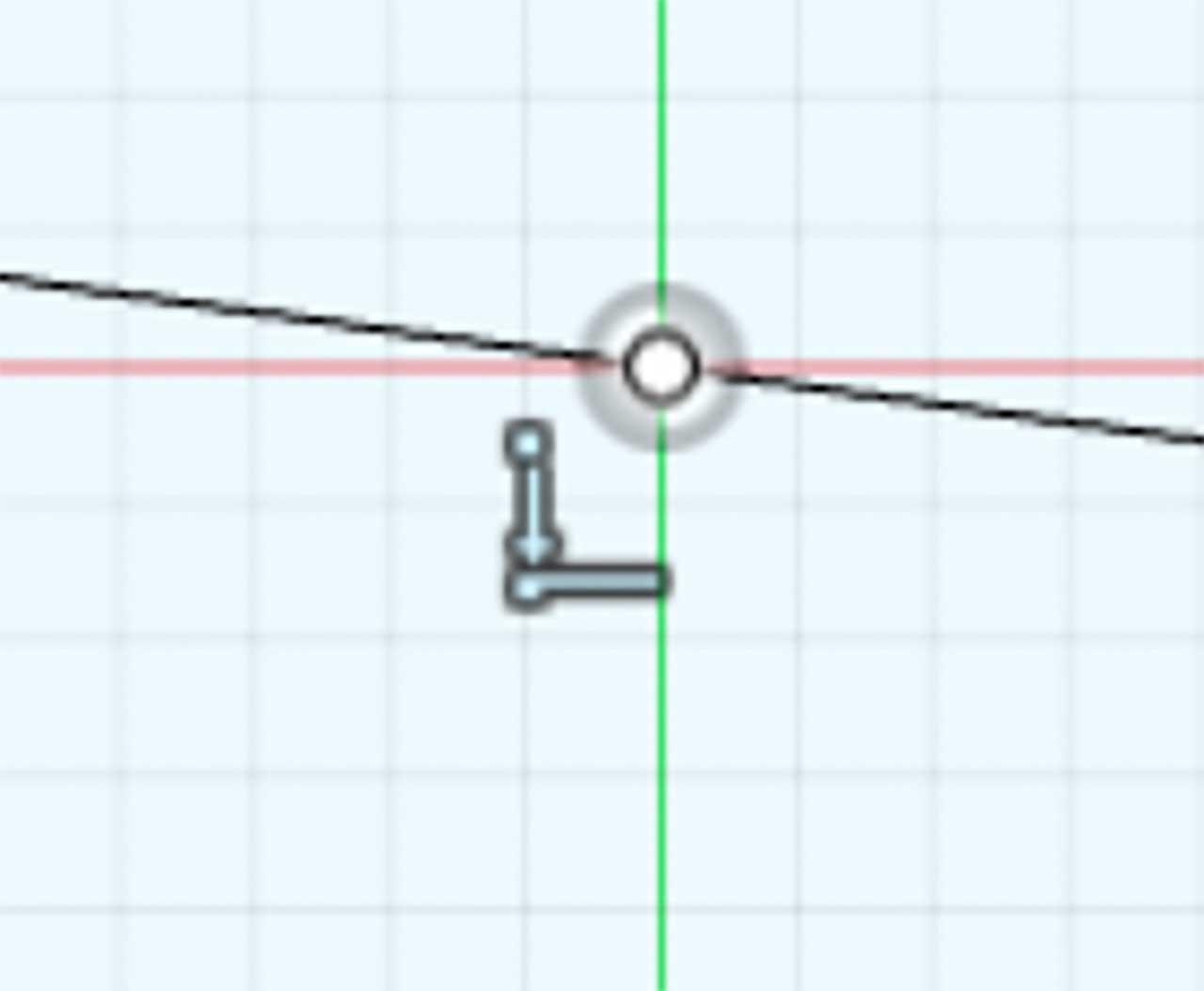 Fusion360 原点の円スケッチが移動できない拘束 一致の解除法