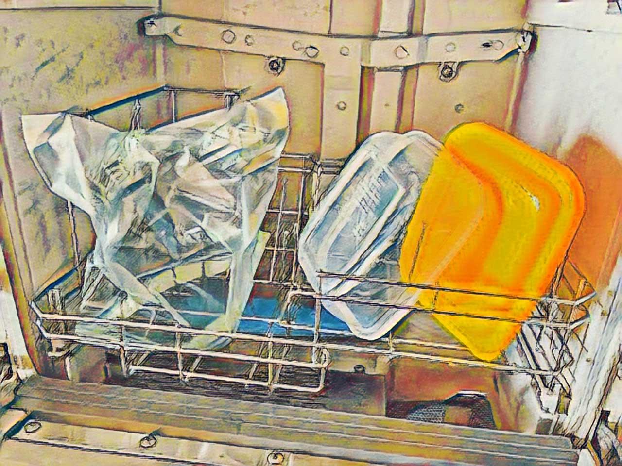 耐汚染・耐臭気:食器の油残り、臭い残り対策